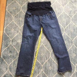 Maternity jeans. Size 16.